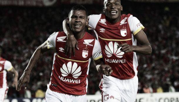 Santa Fe aseguró su paso a segunda ronda de la Copa Sudamericana 2015