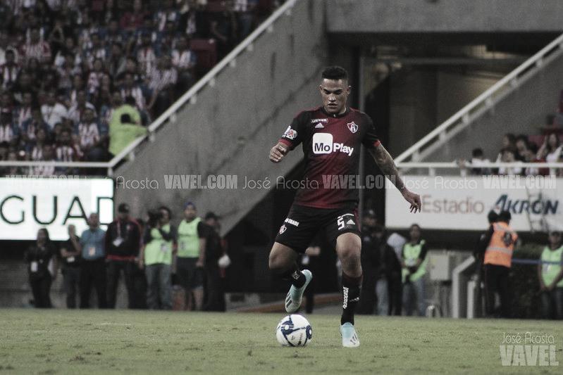 Anderson Santamaría se perderá el Clausura 2020