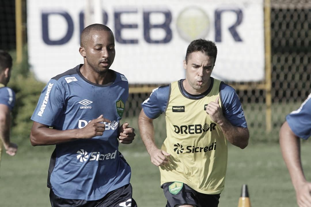Willians Santana afirma boa fase no Cuiabá e almeja ano vencedor no clube
