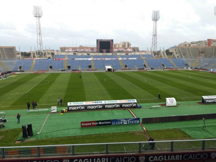 Serie A, il posticipo - Le formazioni ufficiali di Cagliari - Juventus