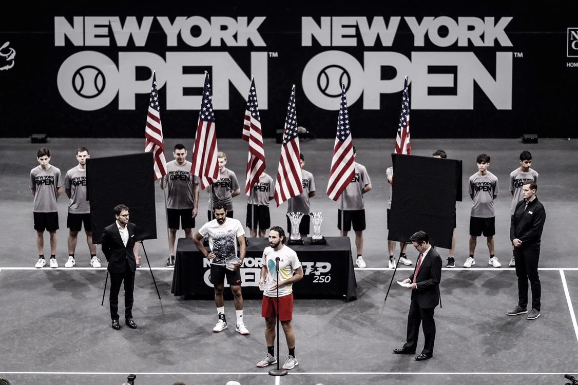 González y Qureshi alcanzan la final en Nueva York