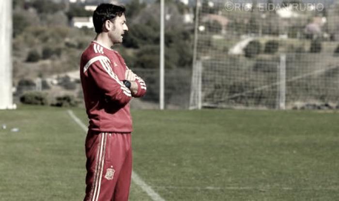 Los convocados de la Selección Sub-15 comienzan los entrenamientos