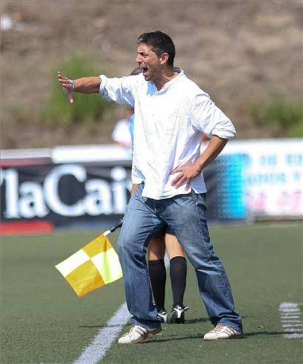 Susi García, primer entrenador destituido