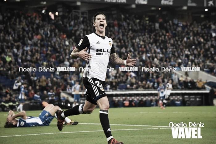 Puntuaciones RCD Espanyol vs Valencia CF