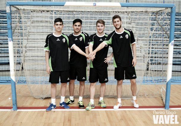 El Santiago Futsal más familiar