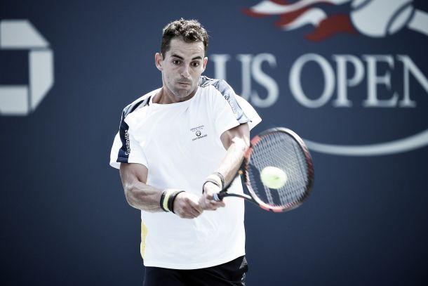 Santiago Giraldo quedó eliminado del US Open