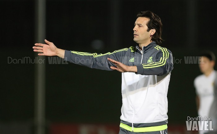 """Solari: """"Merecimos abrir antes el partido"""""""