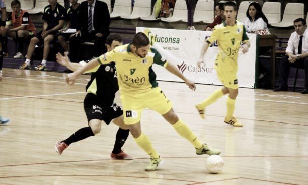 Santiago Futsal - Jaén Paraíso Interior: cruce de pasados