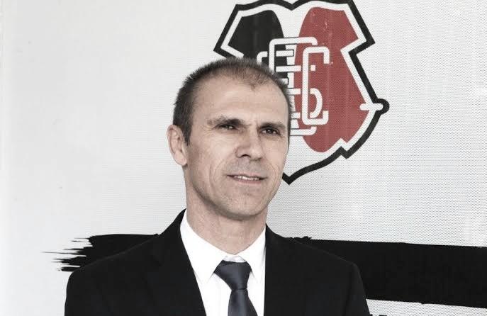 Santa Cruz acerta retorno de Milton Mendes