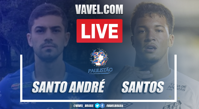 Gols e melhores momentos Santo André 2 x 2 Santos