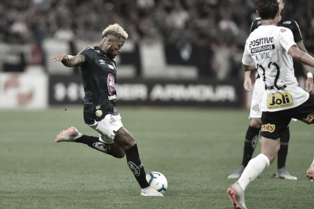 Corinthians e Santos param nos goleiros e ficam empatados em Itaquera