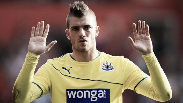 Santon joins Inter Milan on a loan deal, option to buy