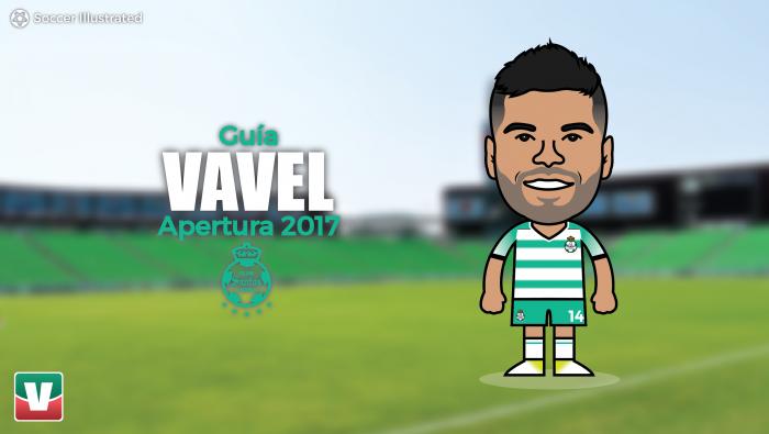 Guía VAVEL Apertura 2017: Santos Laguna