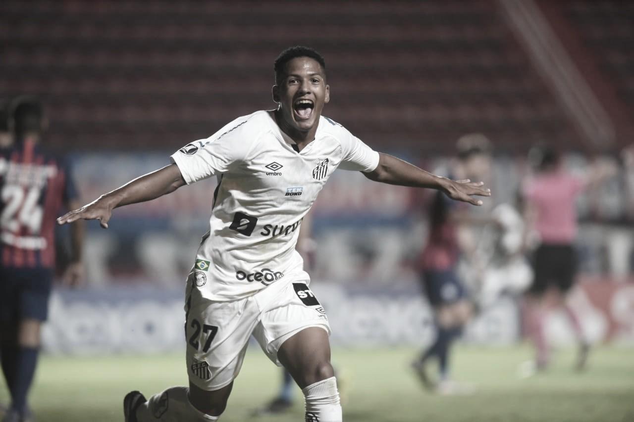 Santos busca confirmar classificação para fase de grupos da Libertadores contra San Lorenzo