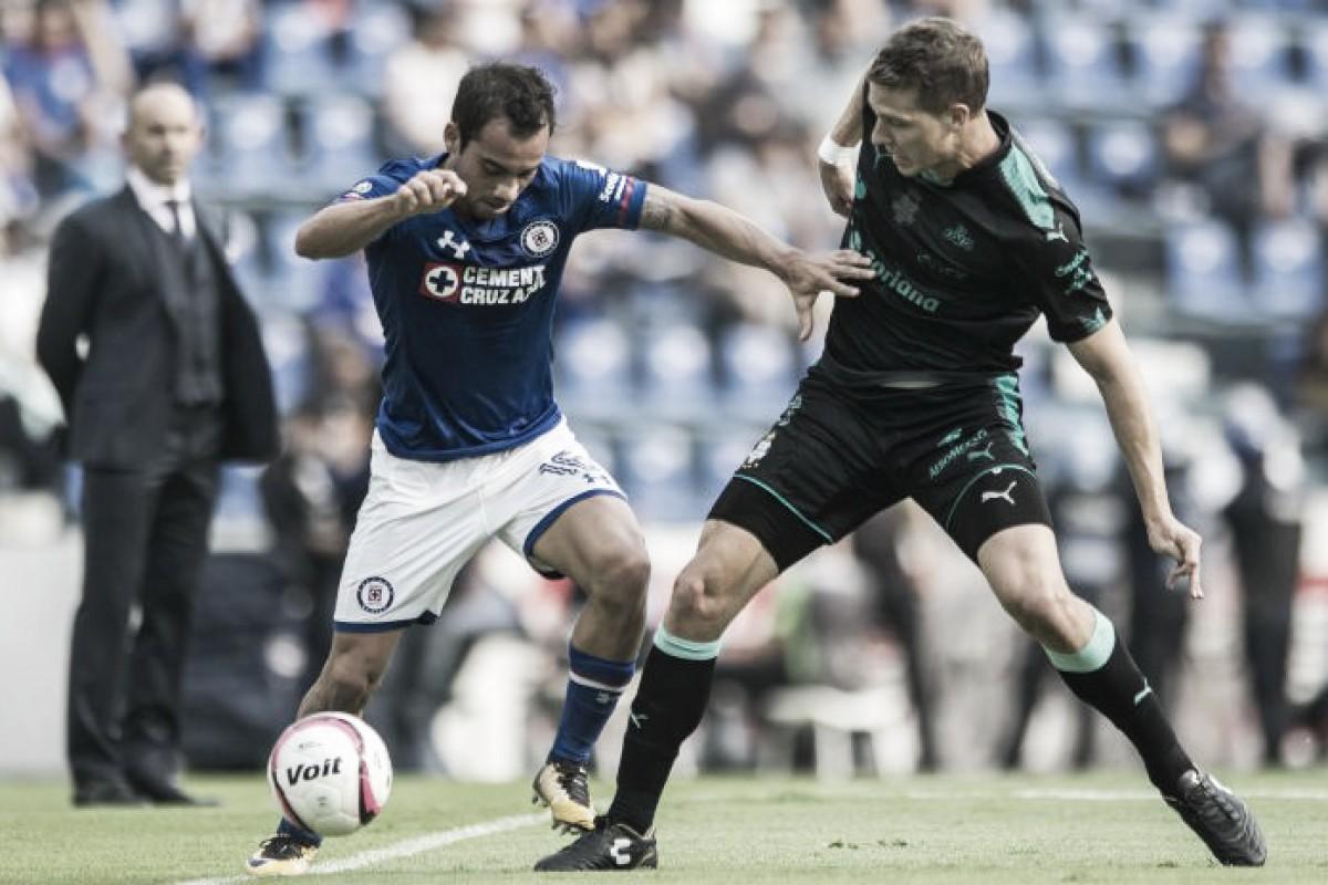 Previa Santos Laguna - Cruz Azul: Por la punta de la Liga