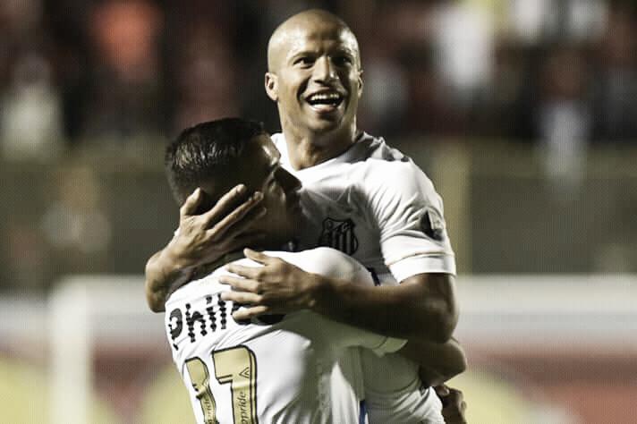 Carlos Sanchéz marca, Santos vence fora de casa e afunda Vitória no Z-4