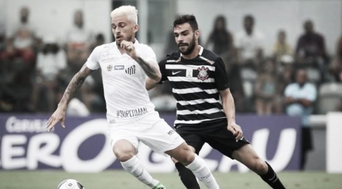 Pela primeira vez no ano, Corinthians recebe o Santos em Itaquera