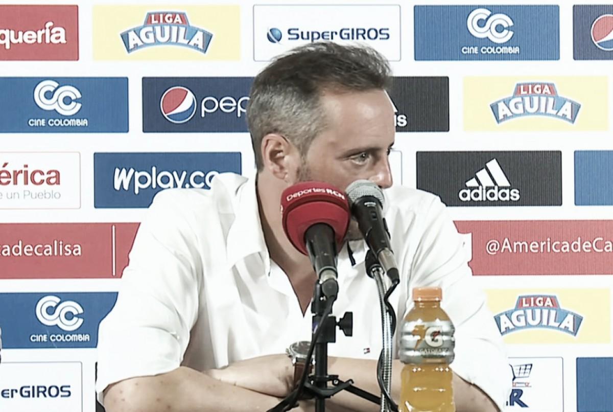 """Pedro Felicio Santos: """"No le aguantamos el juego a Junior"""""""