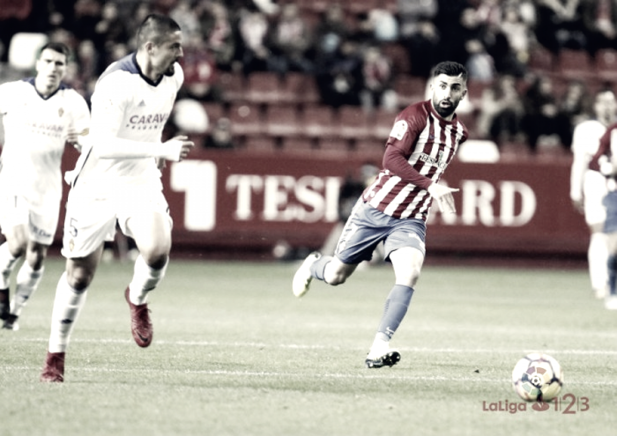 El peligro y los goles los pone Michael Santos