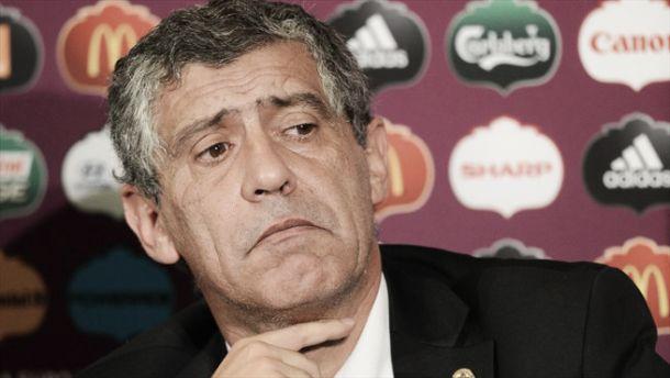 Fernando Santos, a 90 minutos de un hito en el fútbol portugués