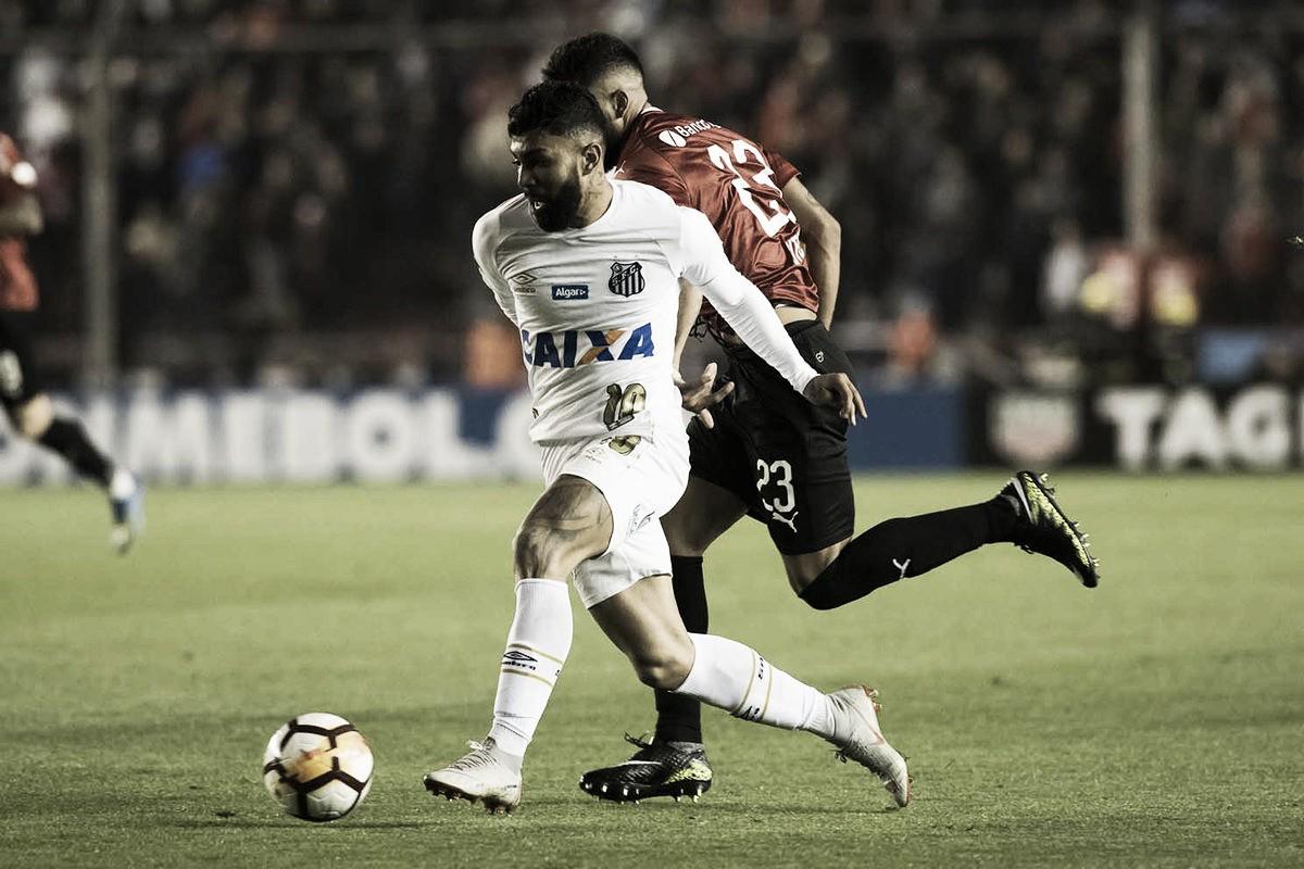 Resultado Santos 0 x 0 Independiente na Copa Libertadores 2018