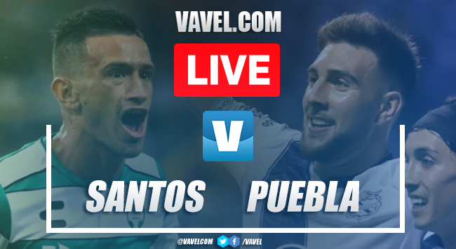 Goals and Highlights: Santos 4-1 Puebla, 2019 Liga MX