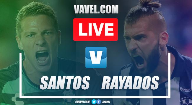 Santos Laguna vs Rayados Monterrey: Live Stream Online TV Updates and How to Watch Liga MX 2019 (0-0)