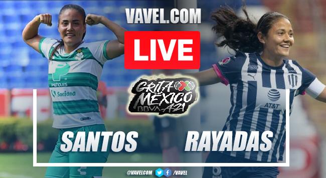 Goals and Highlights: Santos Femenil 2-2 Rayadas in Liga MX Femenil 2021