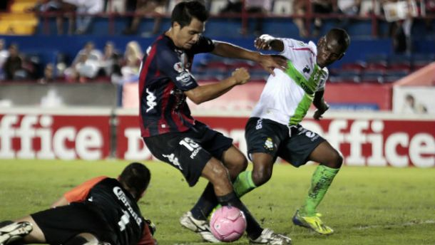 Santos – Atlante: Liguilla y categoría en juego