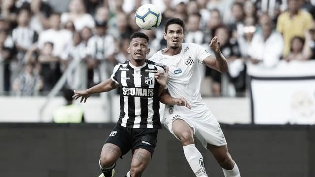 Análise: Santos joga pressionado contra o Ceará pelo Campeonato Brasileiro
