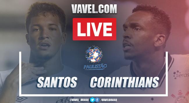Gols e melhores momentos Santos 0 x 2 Corinthians