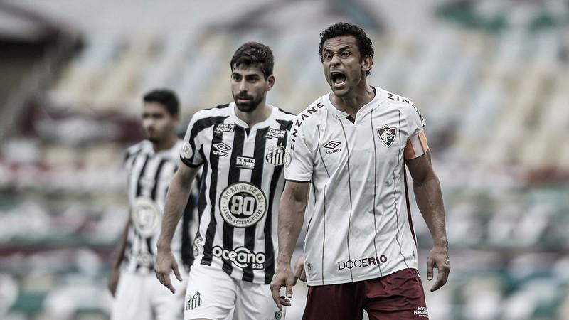 Fluminense enfrenta o Santos visando vaga direta na Libertadores