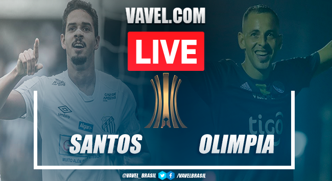 Melhores momentos de Santos 0 x 0 Olimpia pela Libertadores 2020