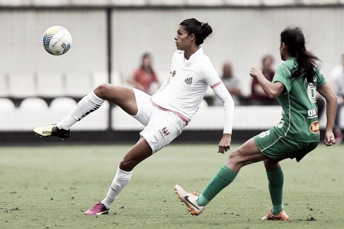 Com vantagem de novo empate, Rio Preto recebe Santos na final do Paulistão Feminino