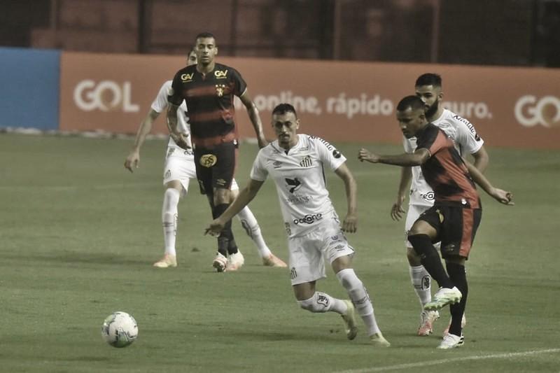 Gols e melhores momentos de Santos 4 x 2 Sport pelo Campeonato Brasileiro 2020