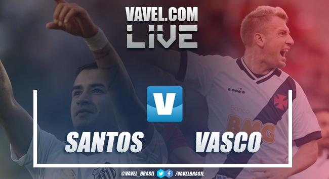 Gols e melhores momentos Santos 3 x 0 Vasco pelo Campeonato Brasileiro 2019