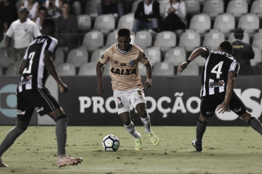 Santos e Botafogo empatam e dão adeus ao sonho da Libertadores