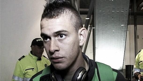 """Santos Borré: """"Simeone me dijo que me centrara en hacer una buena Libertadores"""""""