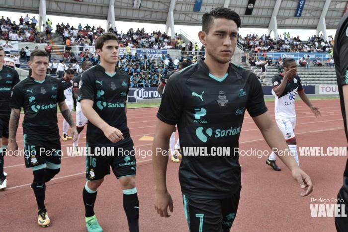 Copa MX: unavitrinapara la sangre joven de Santos