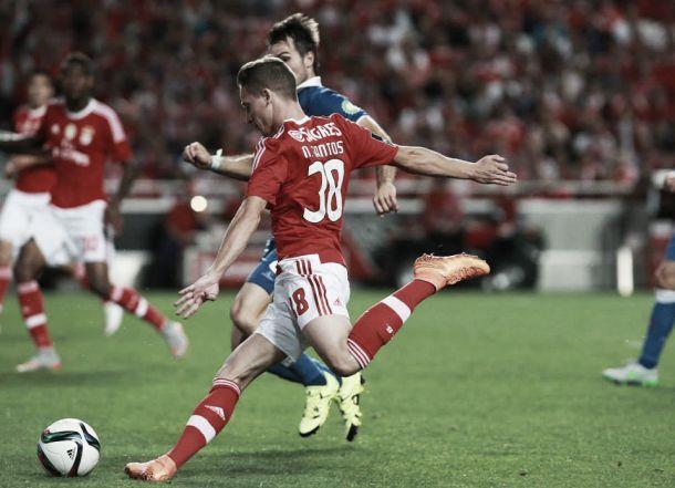 Benfica virado para o Seixal: Semedo, Guedes e Nuno Santos ganham espaço
