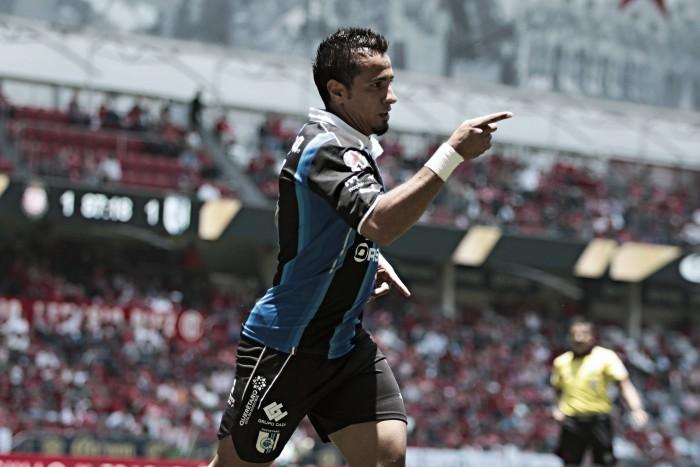 Escasa cuota goleadora del Querétaro en el Apertura 2017