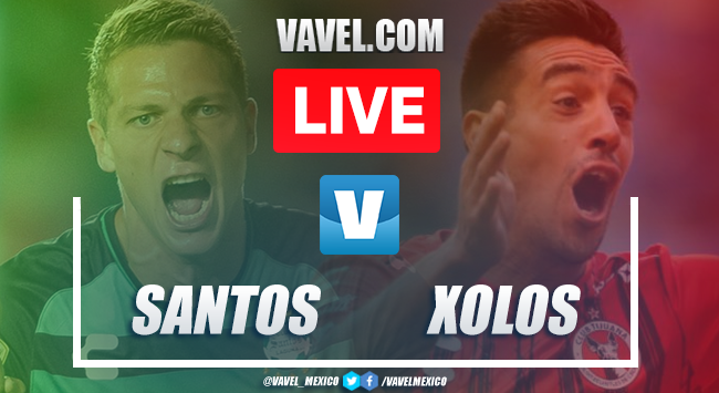 Santos vs Xolos Tijuana: LIVE Stream Online and Updates (1-0)