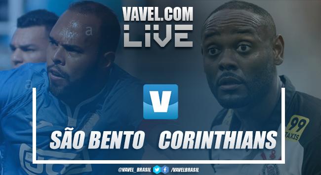 Resultado e gols para Corinthians 1x1 São Bento pelo Campeonato Paulista 2019