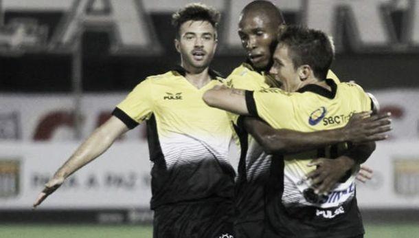 São Bernardo vence o Linense fora de casa com show de Bady