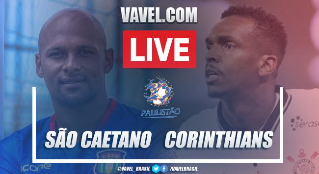 Gols e melhores momentos de São Caetano 0 x 1 Corinthians