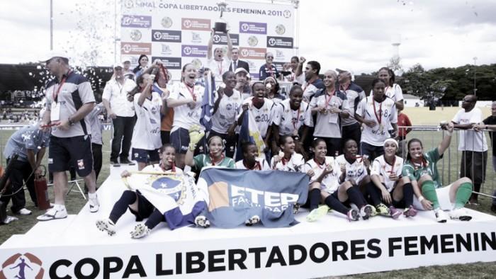 Clubes terão que criar times femininos para jogar Libertadores