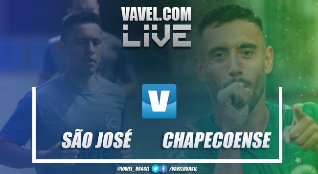 Resultado São José 0 x 0 Chapecoense pela Copa do Brasil 2019