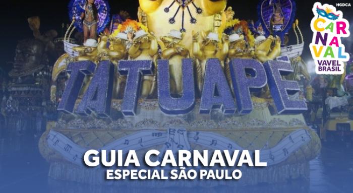 Guia CarnaVAVEL: saiba tudo sobre o Grupo Especial de São Paulo