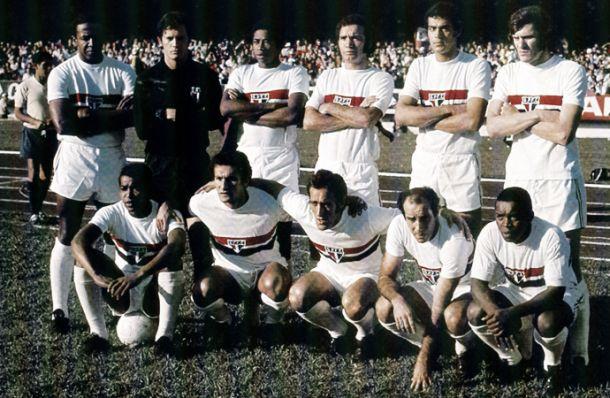 27/06/1971: o dia do primeiro título do São Paulo no Morumbi