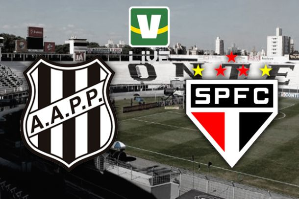 Campeonato Paulista: Ponte Preta x São Paulo